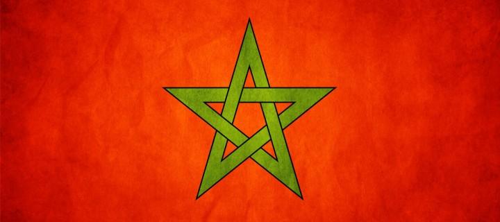 marokko-vlag